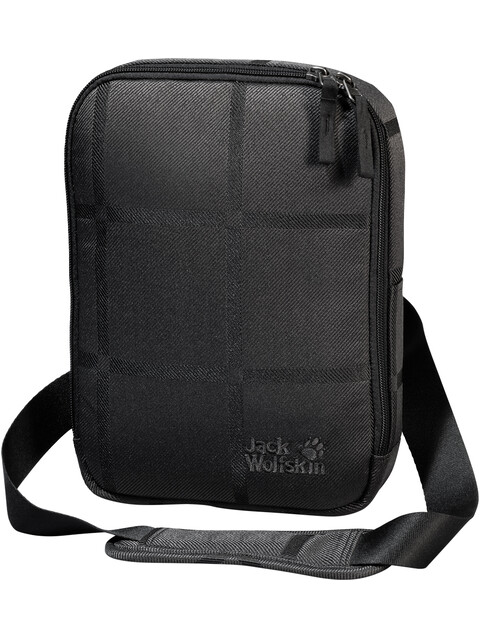 Jack Wolfskin Gadgetary Y.D. Bag black big check